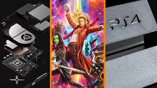 Hands-on for Xbox Scorpio + is GotG2 Good? + Cockroaches Invade PS4s - The Know