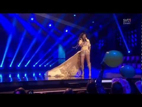 Carola - Främling - 30 år @Melodifestivalen 2013 Friends Arena [HD]
