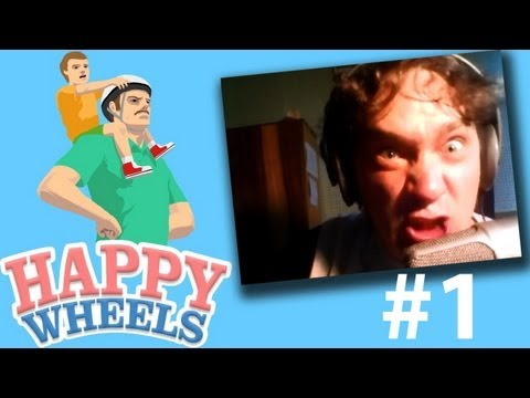 Happy Wheels #1 с Нифёдовым
