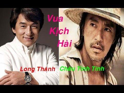 Phim Châu Tinh Trì - Thành Long hay nhất năm 2018 ( Vua Hài Kịch )