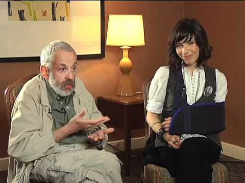 DP/30 @ TIFF: Happy Go Lucky, director Mike Leigh, actor Sally Hawkins