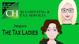 Have you filed your taxes?: The Tax Ladies S1 E15