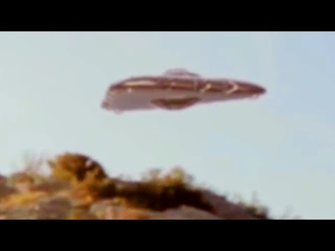 UFO Over Virginia, USA