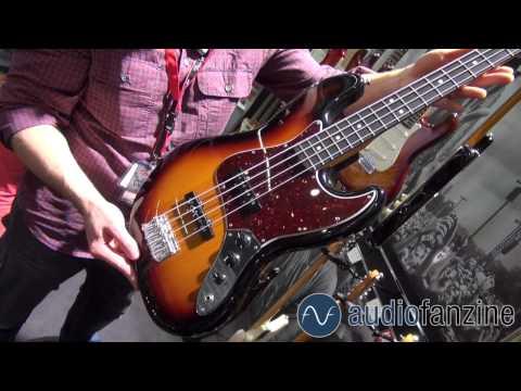 [Musikmesse] Nouveautés Fender & Squier