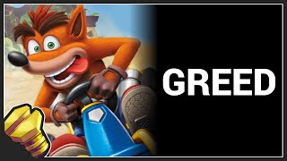 Season's Greedings - CTR and Activision's Nitro-Fueled Lie