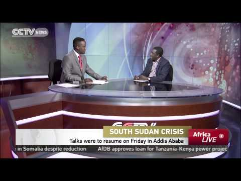 John Gachie on South Sudan Talks Delayment