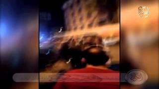بالفيديو.. ضابط شرطة يعتدي على أستاذ جامعي دهسًا بالأقدام أمام قسم أول الزقازيق