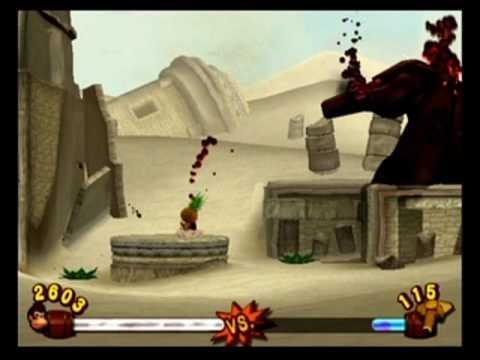 Donkey Kong Jungle Beat - Grape Kingdom 2603 - Part 2
