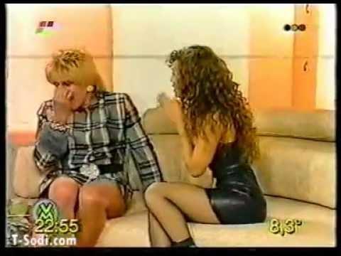 Thalia y La Tota (Miguel del Sel) VideoMatch 1996