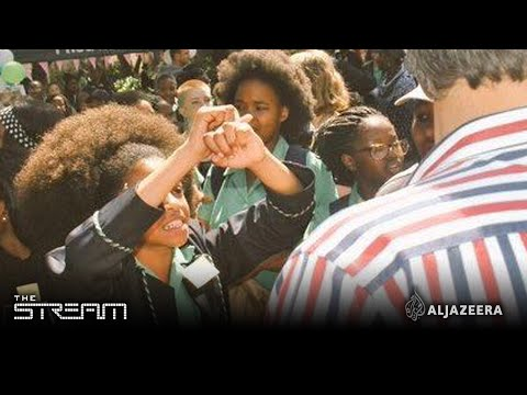 The Stream - South African school girl's afro sparks racism debate thumbnail