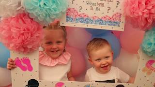 THE RESULTS ARE IN BOY OR GIRL!!! **OFFICIAL BABY GENDER REVEAL**