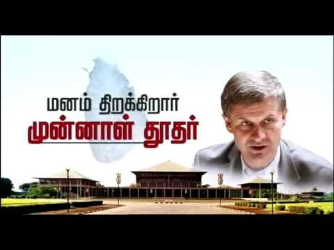 Erik Solheim - Interview with the mediator between the Tamil Tigers and the Srilankan Government