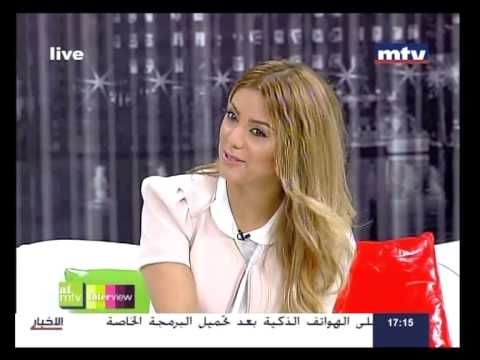 Dashni Morad - Live On Mtv - July 5,2013 video