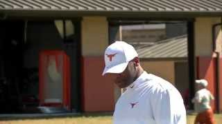 Charlie Strong: Close up [July 21, 2014]