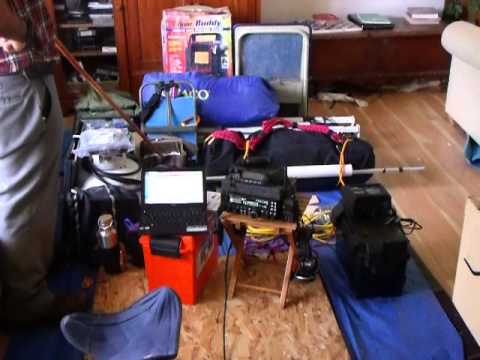 Amateur Radio Field Day Gear Part 1