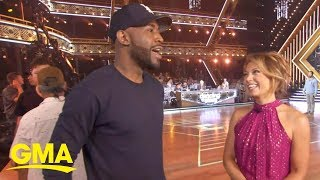 Karamo Brown says he's 'nervous' for the 'Dancing With the Stars' season premiere   l GMA Digital