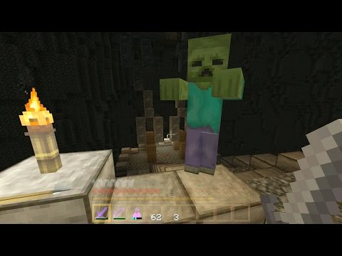 Minecraft Xbox Mystery Mines The Sword Of Alzcar Part 8