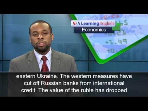 Russia Faces Pain over Falling Oil Prices