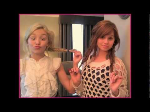 Debby Ryan rapping on Tony Sweet To Superbass By Nicki Minaj. Ends at 1:10 You can also find it on Itunes under podcasts for Tony Sweet I DO NOT OWN ANYTHING ALL RIGHTS RESERVED NO COPYRIGHT...