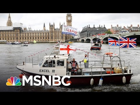 Shockwaves As Britain Votes To Leave European Union | MTP Daily | MSNBC