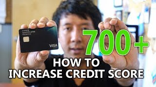 HOW TO IMPROVE YOUR CREDIT SCORE - TIPS AND TRICKS