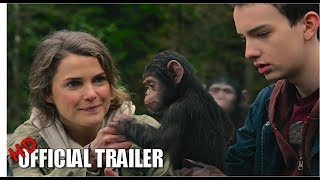 WAR FOR THE PLANET OF THE APES COMPASSION Movie Trailer 2017 HD - Movie Tickets Giveaway