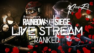 《LIVE》《GIRL》Rainbow Six Siege ▪ Ranked ▪ solo maybe 《PS4》♡