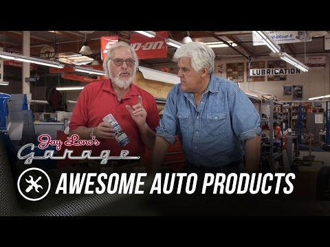 Skinned Knuckles: Awesome Automotive Products  - Jay Leno's Garage