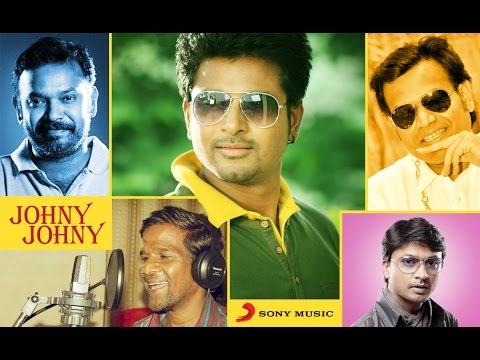 Vennila Veedu - Johny Johny Official Full Song Video Feat. Gana Bala video