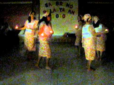 Philippine Folk Dance - Pandanggo Sa Ilaw video