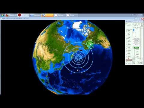 9/14/2011 -- 6.1 magnitude earthquake - Alaska - Aleutian Islands = uptick continues