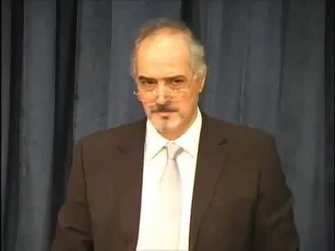 Syria - Bashar al-Jaafari about Saudi Fatwas: Just Reflection of a Terrorist Wahhabi Kingdom