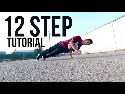 How to Breakdance | 12 Step / Baby Love / Twine | Footwork 101 thumbnail