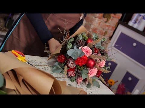 Сделано в Кузбассе HD: Студия флористики «Шелли–Холл»