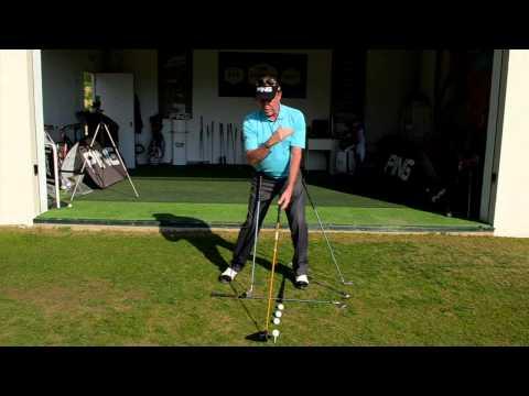 Miguel Ángel Jiménez Golf Academy - Posición delante de la bola