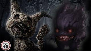 Top 10 Scary Pokemon Creepypastas Part 2