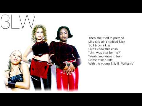 3LW: Parents Just Don't Understand (ft. Nick Cannon and Lil'Romeo) (Lyrics)