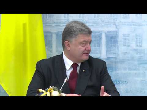 LRT EBU Lithuania Grybauskaite Poroshenko