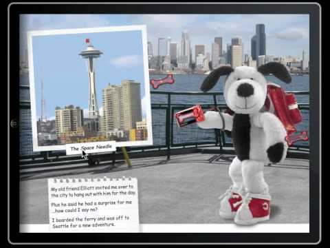 Cooper's Pack Seattle Kids Travel Guide eBook