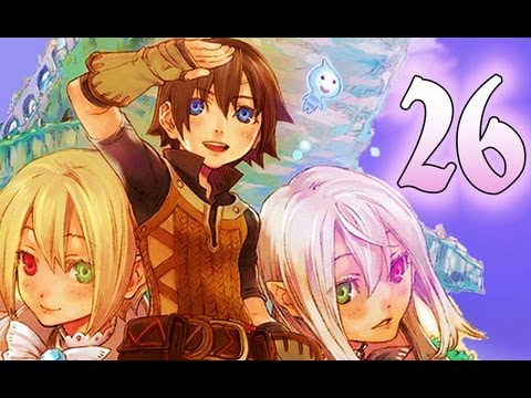 Rune Factory Frontier (Wii) Playthrough 【26】 : The Peddler