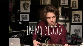 Download Lagu Shawn Mendes - In My Blood (Guitar Cover) Gratis STAFABAND