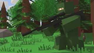 Snipers - Unturned short animation