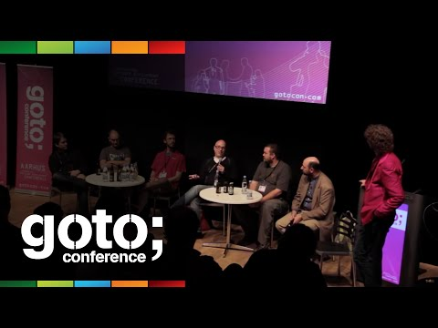 The People vs. NoSQL Databases: Panel Discussion