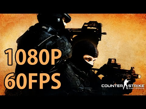Teste 1080p 60FPS #4 - Counter-Strike: Global Offensive - PC GAMEPLAY