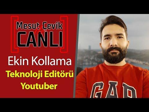Mesut Çevik ile Canlı | Konuk: Ekin Kollama