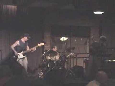 Mike Clark Trio in Santa Barbara - 2004