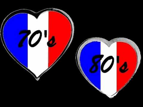 70 & 80's french songs (chansons françaises) - By Cisla Music Videos