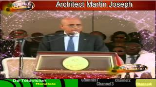 VIDEO: Discours President Martelly, 18 Novembre 2013