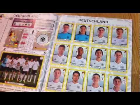 PANINI UEFA EURO 2012 ™