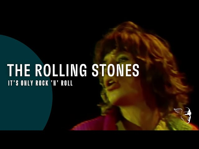 The Rolling Stones - It's Only Rock 'n' Roll (From The Vault - LA Forum 1975)